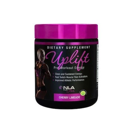 UPLIFT PRE WORKOUT ENERGY PARA MUJER 40 DOSIS