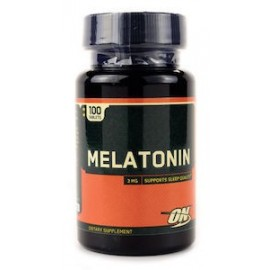 OPTIMUM NUTRITION MELATONIN 100CAPS