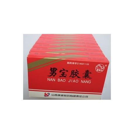 NAN BAO JIAO NANG POTENCIA SEXUAL 120 CAPS
