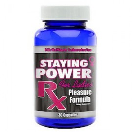 STAYING POWER FOR LADIES RX MAS ORGASMOS Y SENSACIONES 30CAPS