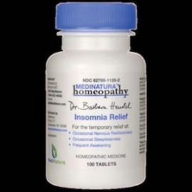 INSOMNIA RELIEF HOMEOPATICO 100 CAPS