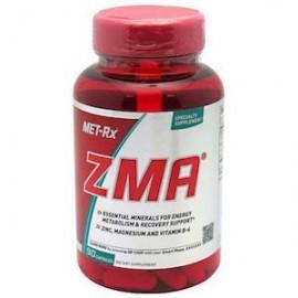MET RX ZMA ZINC MAGNESIO Y VITAMINA B6 90 CAPS