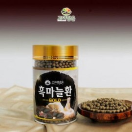 KOREAN BLACK GARLIC PILL GOLD 300G