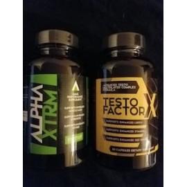 TESTO FACTOR X & ALPHA XTRM