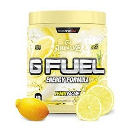G FUEL LEMONADE TUB 40 DOSIS