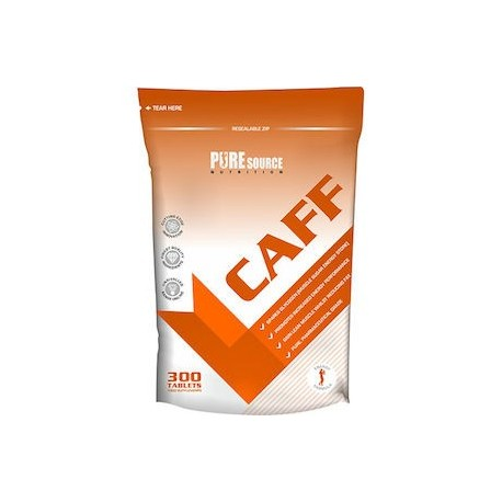 CAFFEINE CAFF TABLETS 200MG 300 CAPS