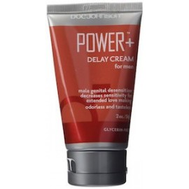 DOC JOHNSON POWER PLUS CREAM FOR MEN