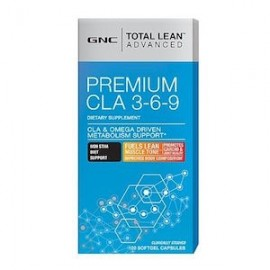 GNC TOTAL LEAN 8482 ADVANCED PREMIUM CLA 3 6 9 120 SOFTGEL