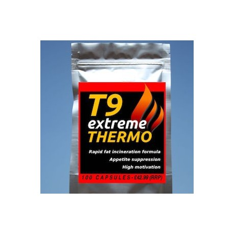 T9 EXTREME THERMO 100 CAPS