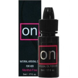 ON NATURAL AROUSAL OIL FOR HER 5 ML