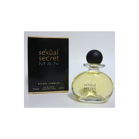 SEXUAL SECRET MAN FOR MEN PERFUME EDT 75 ML