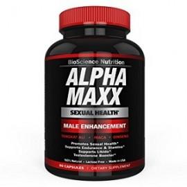 ALPHAMAXX 60 CAPS
