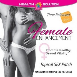 WOMAN SEXUAL ENHANCEMENT PATCHES 30