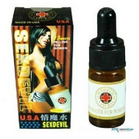 SEXDEVIL WOMEN SEX DROPS SEXUAL 10ML