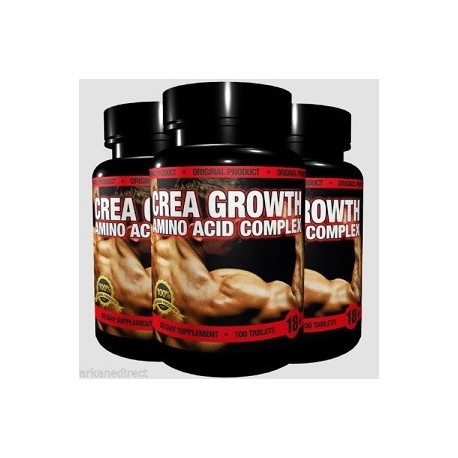 CREA GROWTH AMINO ACID COMPLEX 300 CAPS