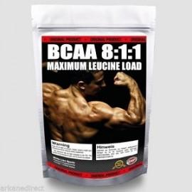 BCAA 8 1 1 MAXIMUM LEUCINE LOAD 250 CAPS