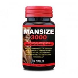 MANSIZE 3000 60 CAPS