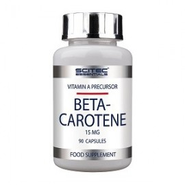 BETA CAROTENE 180 CAPS