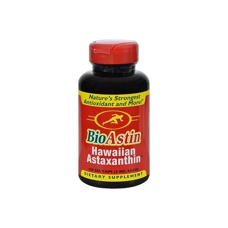 NUTREX HAWAII BIOASTIN NATURAL ASTAXANTHIN 120 CAPS