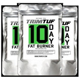 TRIMTUF 10 DAYS FAT BURNER 30 DIAS