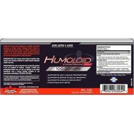HUMOLOID FUERTE ANABOLICO MUSCULAR 30 ML
