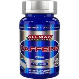 ALLMAX NUTRITION CAFFEINE 100 CAPS