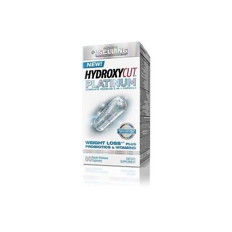 HYDROXYCUT PLATINUM 60 CAPS