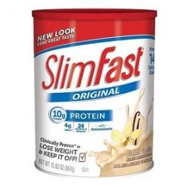SLIM FAST SHAKE MIX 364 GRAMOS