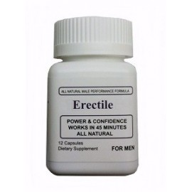 ERECTILE MALE 12 CAPS