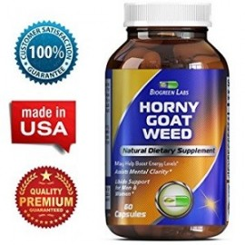 HORNY GOAT WEED COMPLEX 60 CAPS