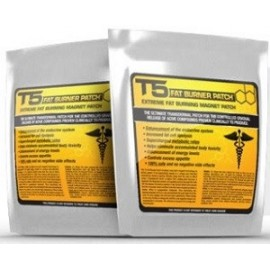 T5 FAT BURNER PATCH PARCHES ADELGAZANTE 28 UNIDADES