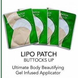 LIPO PATCH BUTTOCKS 4 PARES DE PARCHES ADELGAZANTES