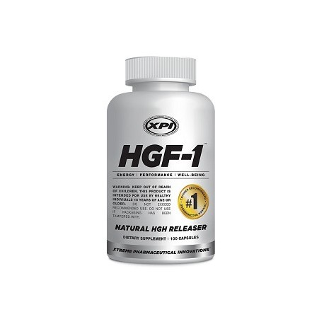 GHF 1 AUMENTADOR DE MUSCULOS MAS POTENTE 100 CAPS