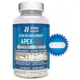 APEX TX5 120 TABLETAS SOPORTE METABÓLICO