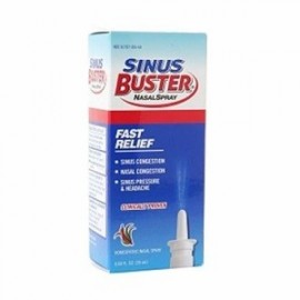 SINUS BUSTER NASAL SPRAY 20ML