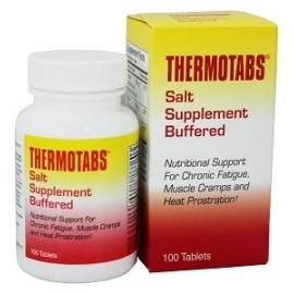 THERMOTABS SALT 100 CAPS TABLETAS DE SAL
