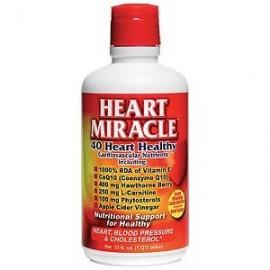 HEART MIRACLE 946ML JARABE APOYAR SALUD CARDIACA