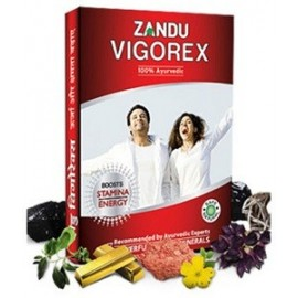 ZANDU VIGOREX 10 CAPS AUMENTADOR DE POTENCIA SEXUAL
