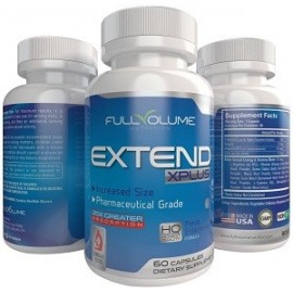 FULL VOLUMEN EXTEND X PLUS 60 CAPS