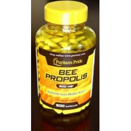 PURITAN'S​ ​PRIDE​ ​BEE​ ​PROPOLIS​ ​500​ ​MG​ ​200​ ​CAPS