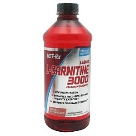 MET RX LIQUID L-CARNITINE 3000 480ML