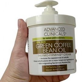 ADVANCED CLINICAL GREEN COFFEE BEAN OIL 454 GRAMOS CREMA REDUCTORA