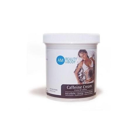 CAFFEINE CREAM 480 GRAMOS CREMA REDUCTORA DE GRASA