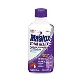 Maalox masticables 65 caps