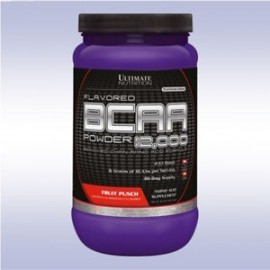 ULTIMATE NUTRITION BCAA POWDER 12000 450 GRAMOS