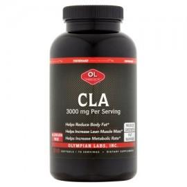 Olympian Labs ácido linoleico conjugado Cápsulas Super Size, 210ct