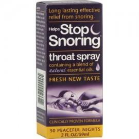 Essential Health Ayuda a dejar de roncar garganta spray 2 fl oz