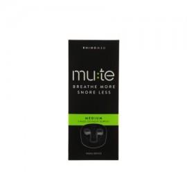 Mute Detener ronquido nasal de dispositivos, mediana, 3 Ct