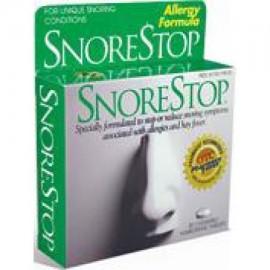 Snore Stop Fórmula alérgicos Snore Stop 60 masticable