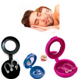 3 nariz clips Pk lucha contra el ronquido parada del dispositivo del ronquido gratuito Sleep Aid Guardia Noche TV NUEVO